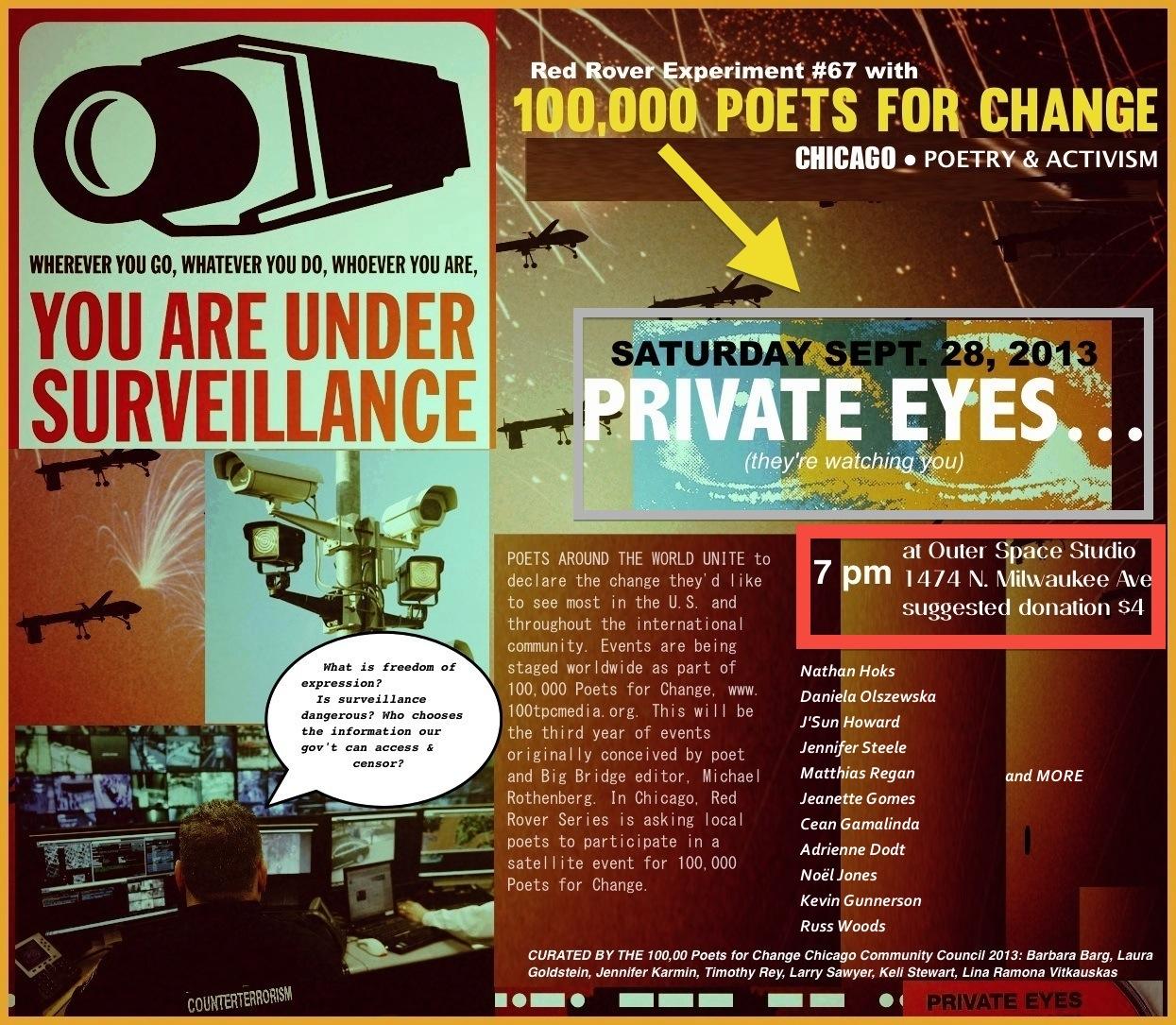 private eyes 100K 2013